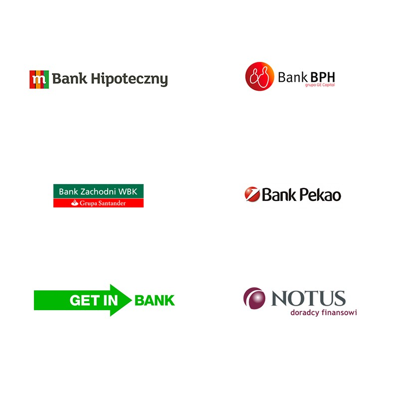 Banks that trusted us